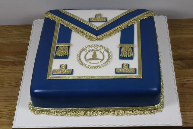 Masonic Cake Decorations