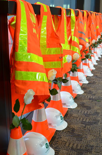 2012 Workzone Memorial - WSDOT Remembers