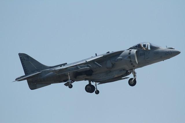 USMC AV-8B Harrier