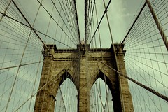 brooklyn bridge by jemappellemichelle