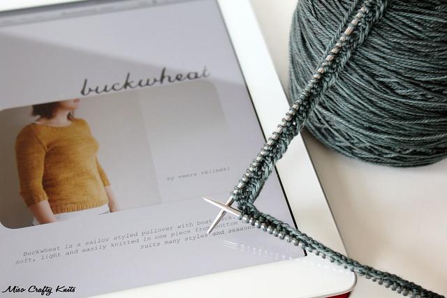 KIP - Buckwheat