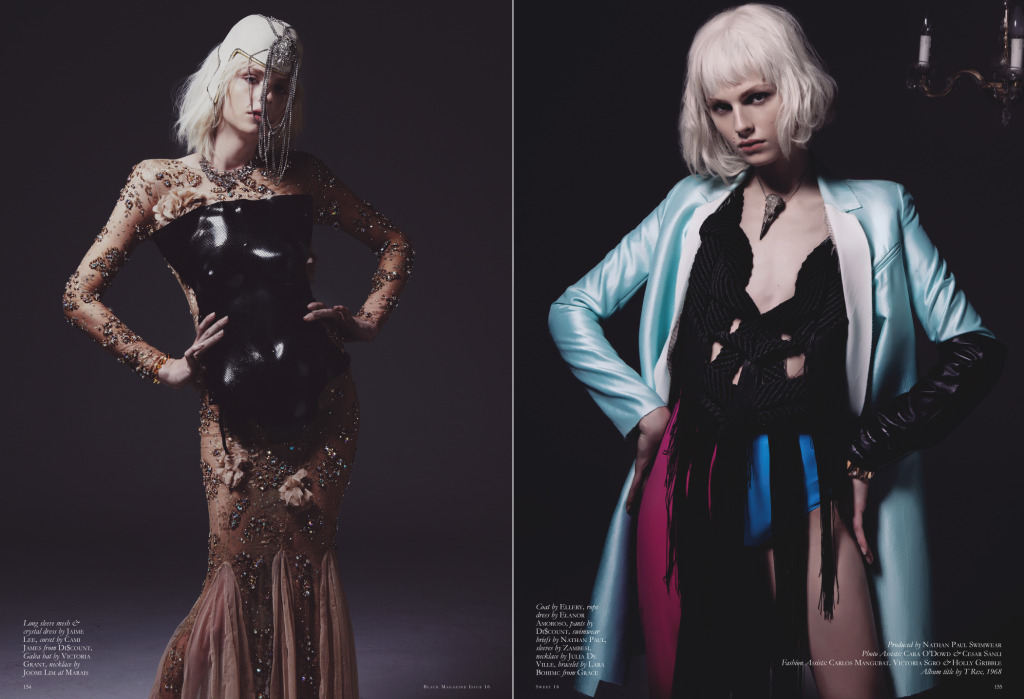 Andrej Pejic0627_Black Magazine 16_Ph Mariah Jelena(Homme Model)
