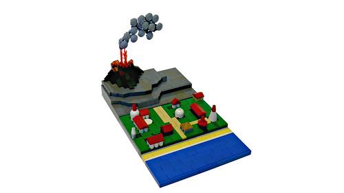 LEGO Pompeii (2)