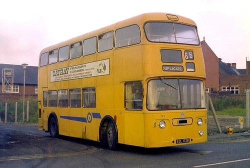Bournemouth buses in Stoke ... last time around.