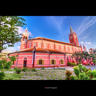 Tan Dinh Church I