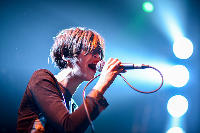 The Jezabels @ The Button Factory, Dublin, Ireland