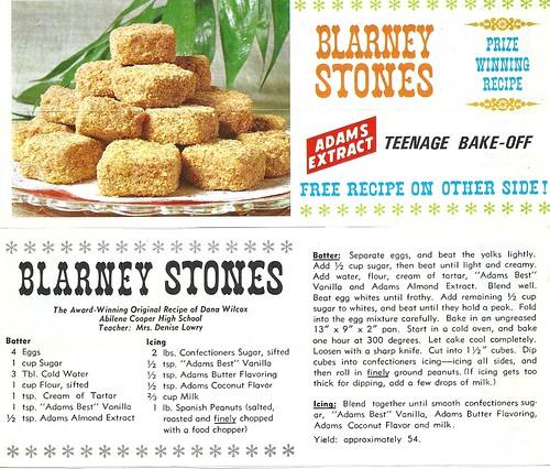 Classic Adams Blarney Stones