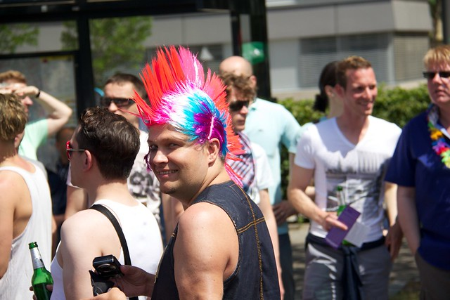 CSD Berlin - Party in the Streets