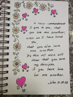 John 13:34-35
