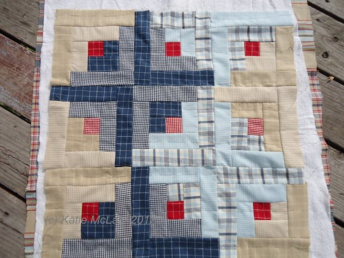 Ready to Hand Quilt