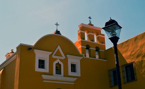 Capilla de la Verónica, Puebla.