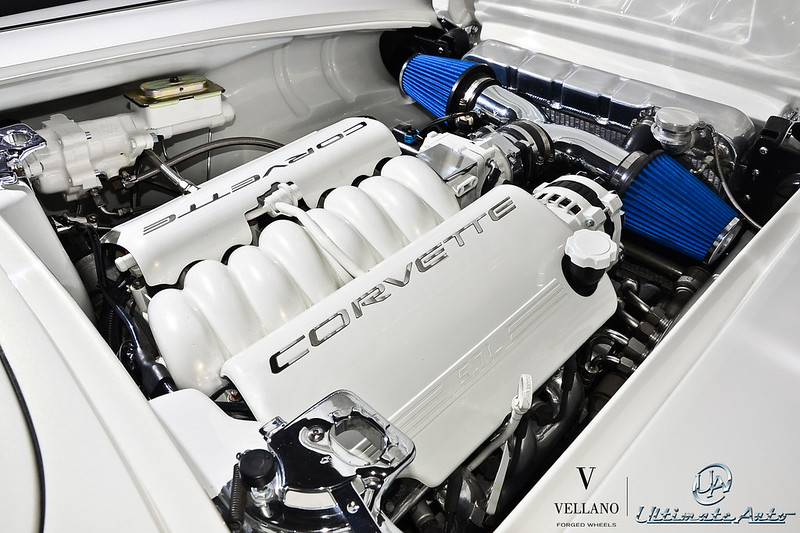 Chevy Corvette VTK