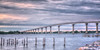 Thomas Johnson Memorial Bridge, Painting 05/18/2013, Solomons MD.