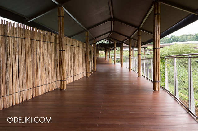 River Safari - Amazonia walkway