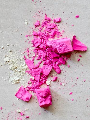 pink pigment