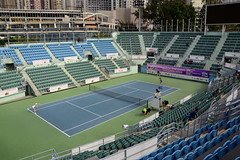 sport venue, tennis court, tennis, sports, stadium, arena,