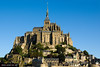 Mt Saint Michel (Cartolina) by frillicca