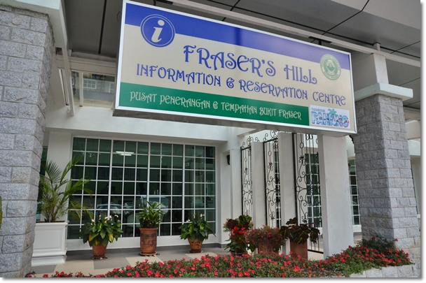 Fraser's Hill Information Centre