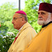 Procession of Body of Christ | 17. Archbishop Tadevuš Kandrusievič & Archimandrite Siarhiej Hajek