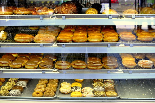 Earl's Donuts - Chatsworth