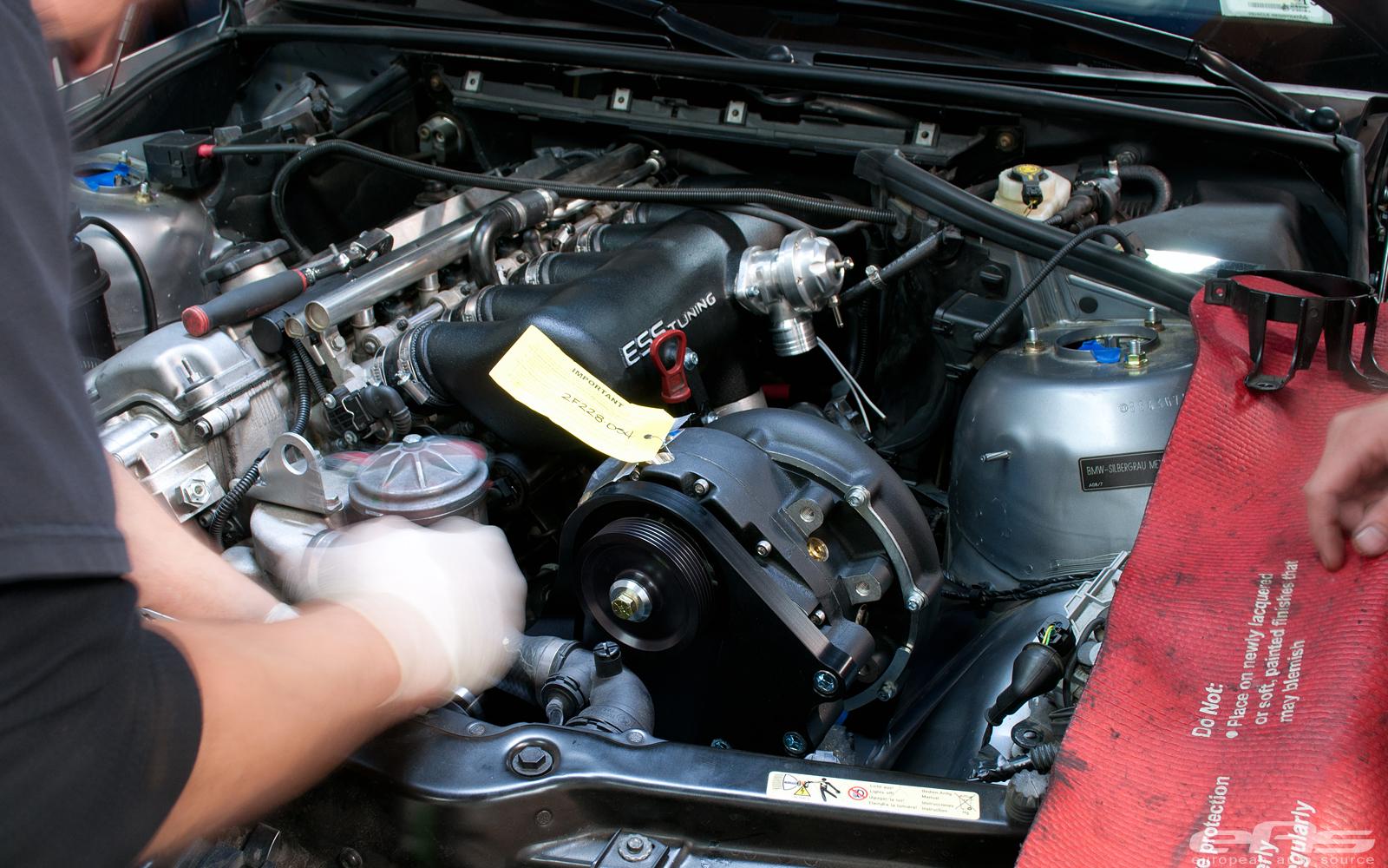 E46 M3 Build For European Car Magazine Bmw Performance Parts