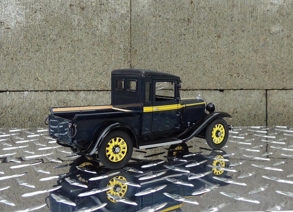 diecast car forums pics 1 24 1929 dodge pickup. Black Bedroom Furniture Sets. Home Design Ideas