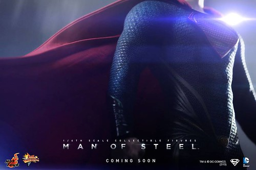 Hot-Toys-Man-of-Steel-Superman-Teaser