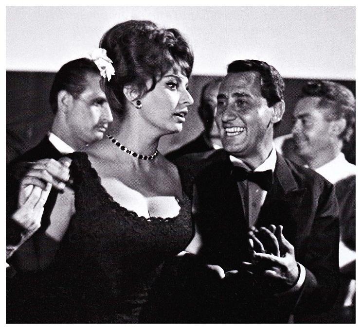 34Loren y Sordi 1961