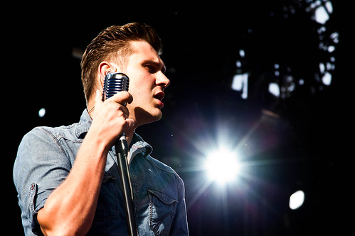 The Baseballs live in Wien 2013