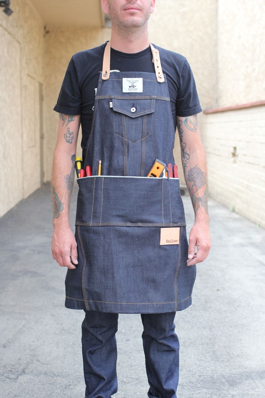 Railcar Fine Goods Classic Denim Apron