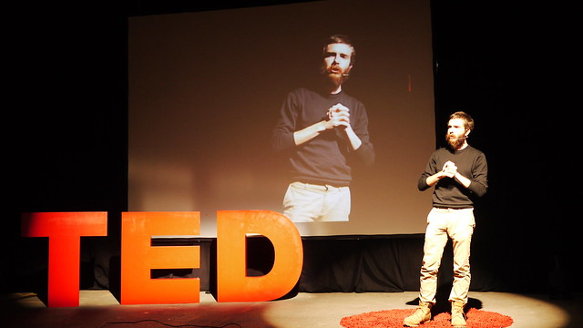 Photo:TED Talk By:urban_data