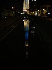 20130428 東京玩第二天 326 sky tree 東京スカイツリー 夜景 十間橋