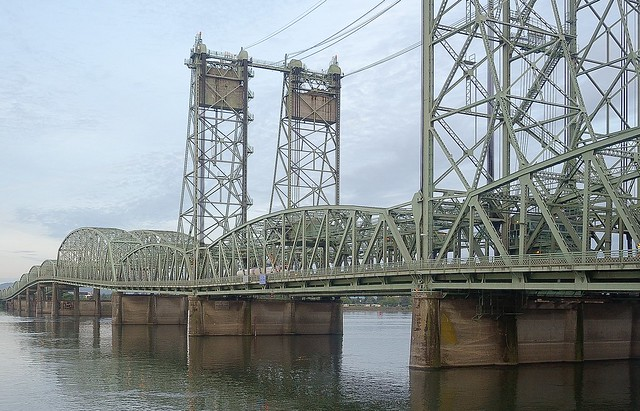 I-5 Bridge across the Columbia