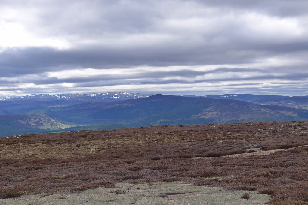 Cairngorms and Geallaig
