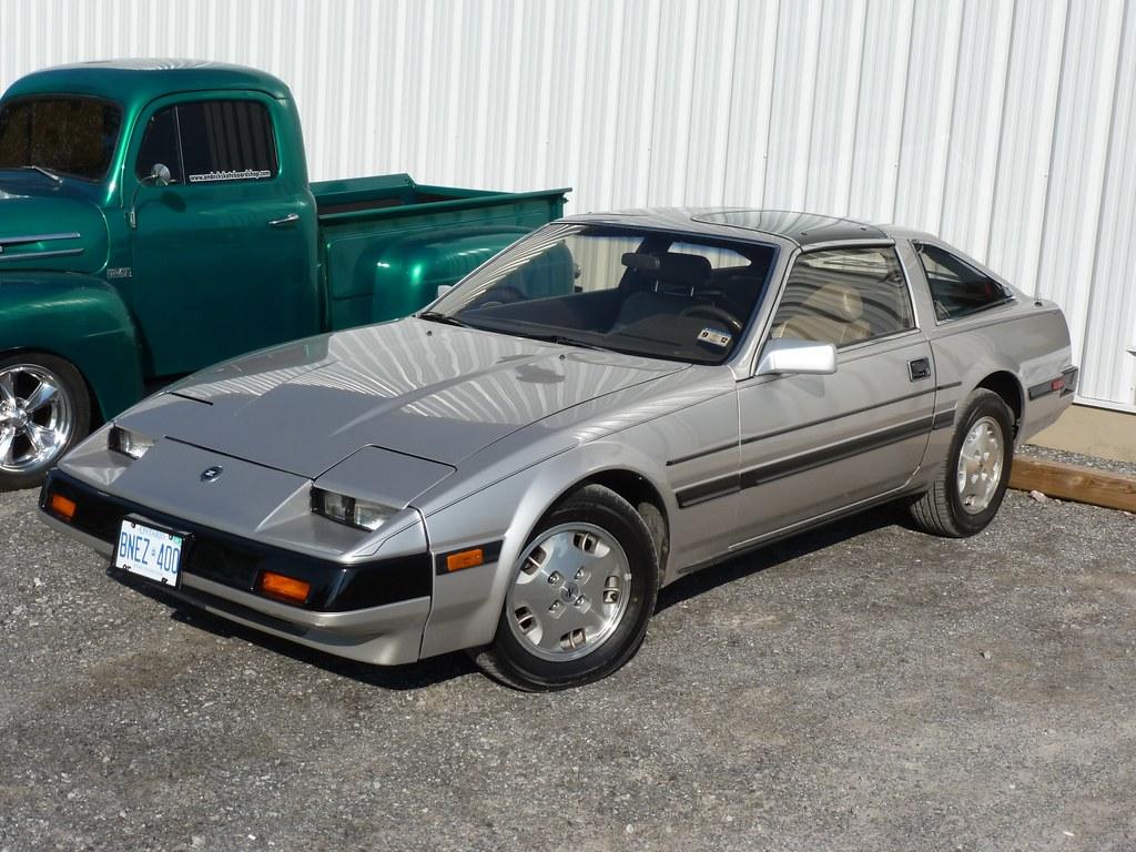 [ datsun 300zx ] | 1984 datsun nissan 300zx turbo sold ...