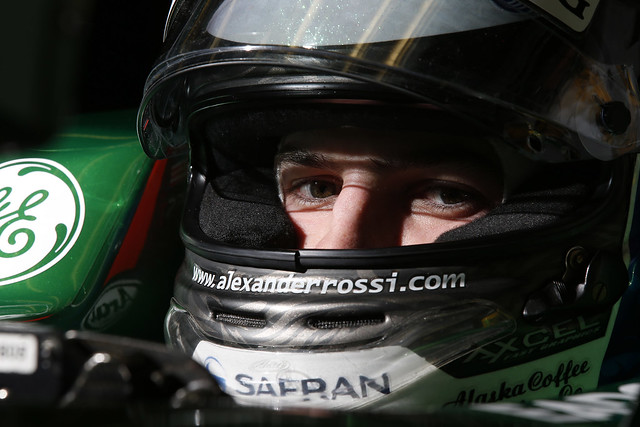 8982886052 4f6df0653c z Meet Caterham F1 Reserve Driver Alexander Rossi at K1 Speed!