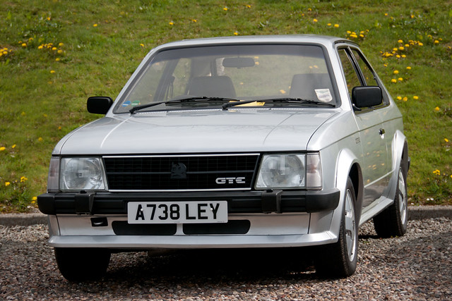 Vauxhall Astra GTE
