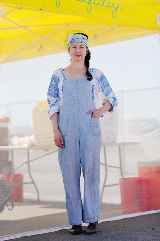 christina_denim Alameda Flea Market, Quick Shots, street fashion, street style, women
