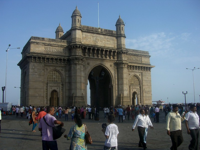 India Mumbai Gateway to India (2)
