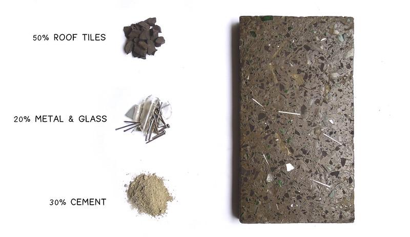 rubble floor