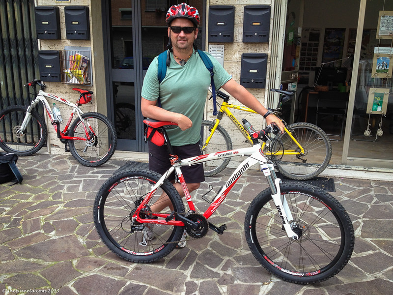 cycling maranello