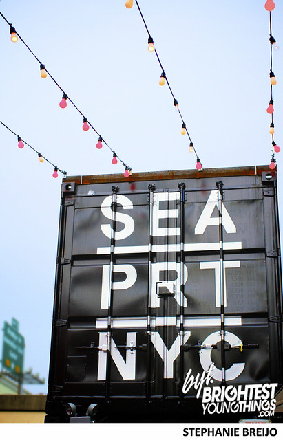 South Street Seaport #SeeChangeNY Open Bar Brightest Young Things17