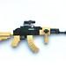 AK-74 Tactical by BrickMonkey MOCs