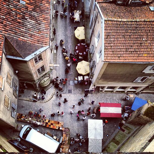 De Villefranche-de-Rouerge a Rodez #GrandesParajesMidi
