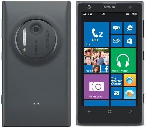 дата выхода Nokia Lumia 1020