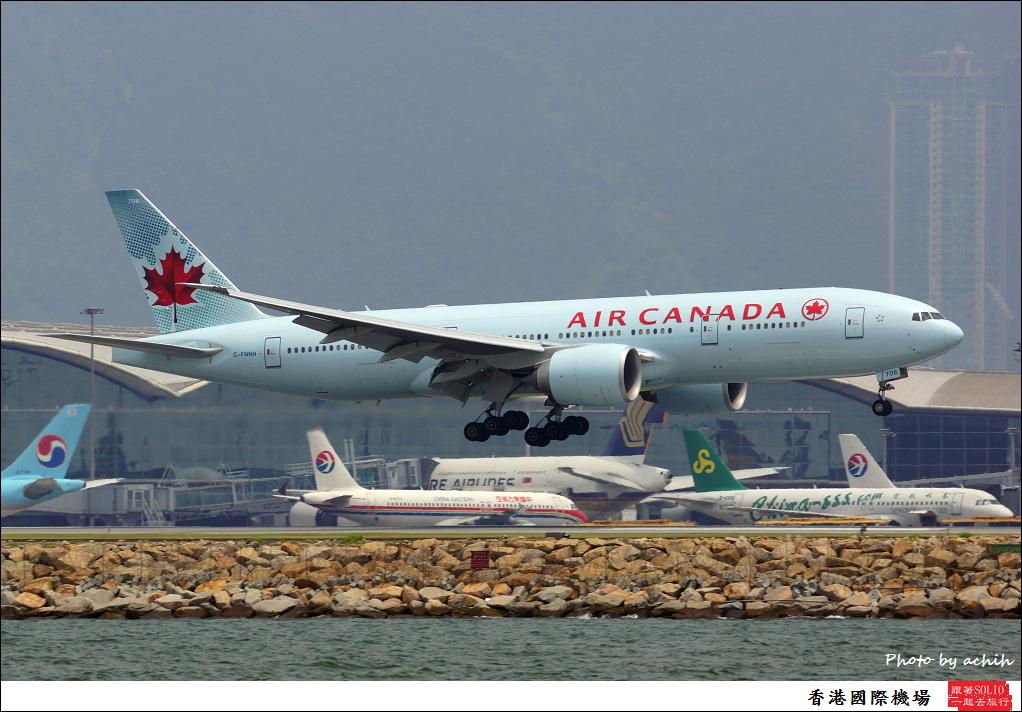 Air Canada C-FNNH-008