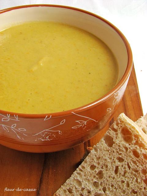 суп из запеченных баклажанов CIA 1