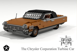 Chrysler Turbine Car - 1963