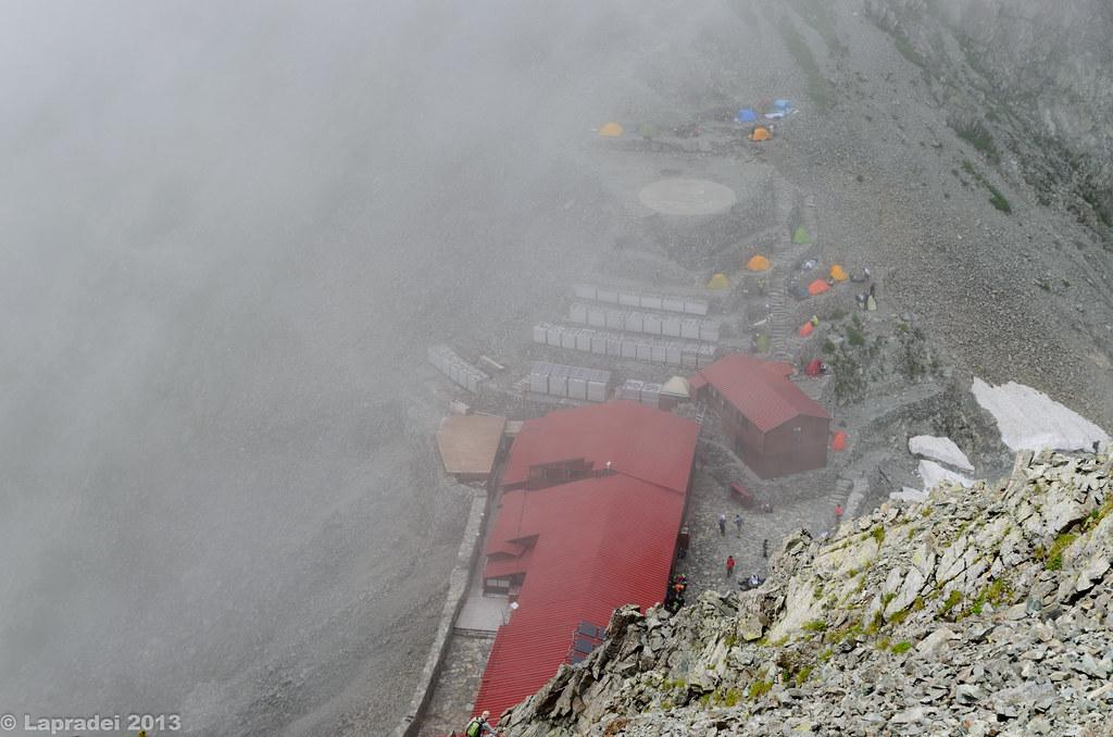 20130803 穂高岳山荘