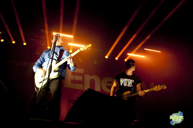 The Enemy @ Strawberry Fields Festival